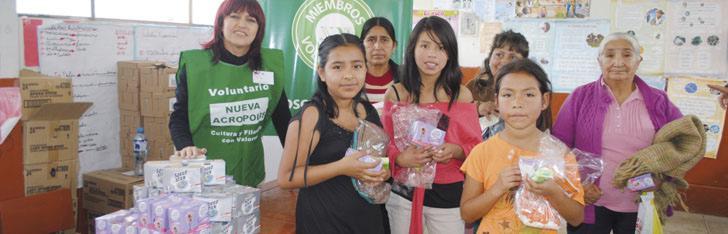 Voluntariado en Nueva Acrópolis