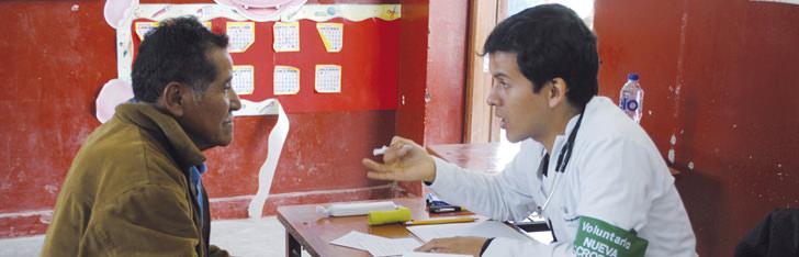 Voluntariado es enseñar